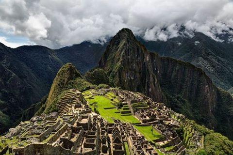 Machu Picchuภาพจาก FB: Chaluntorn Preeyasombat