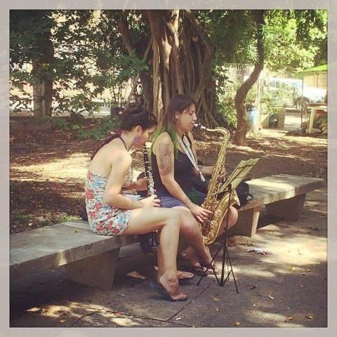 ดนตรีข้างถนน CR พี่กั้ง