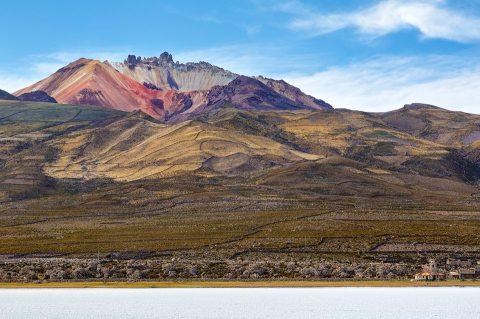 ภูเขาไฟ Tunupa