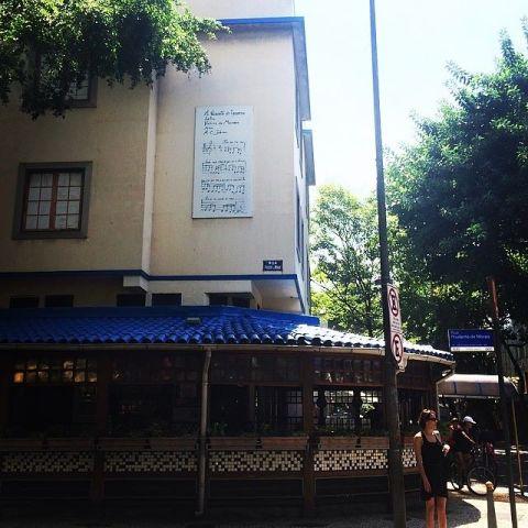 ร้านอาหารแหล่งกำเนิดเพลง Girl From Ipanema CR พี่กั้ง