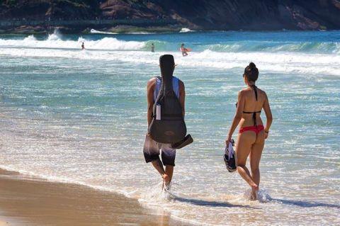 หาดโคปาบาฮามา CR พี่ติ่ง