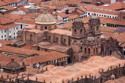 Cusco มุมสูง CR พี่ติ่ง