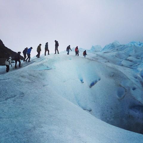 Glacier walkers CR พี่กั้ง