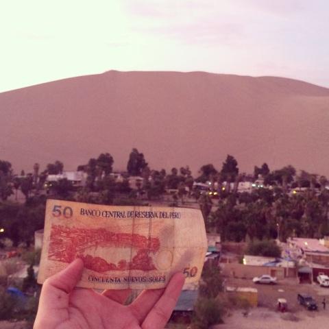Huayca China Oasis CR พี่กั้ง