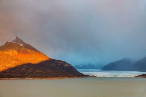 Lago Argentino CR พี่ติ่ง
