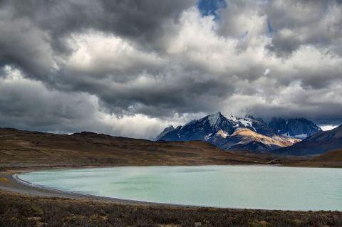ทะเลสาปน้ำเค็มอามาก้า CR พี่ติ่ง