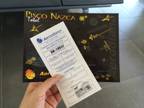 Nazca Line and The Ticket CR พี่กั้ง