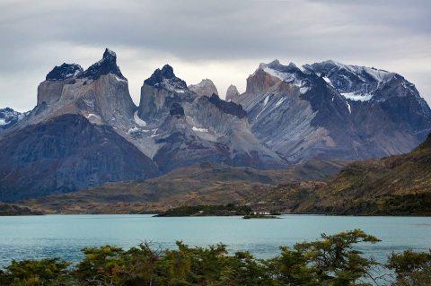 หุบเขาไพลิน Torres del Paine National Park