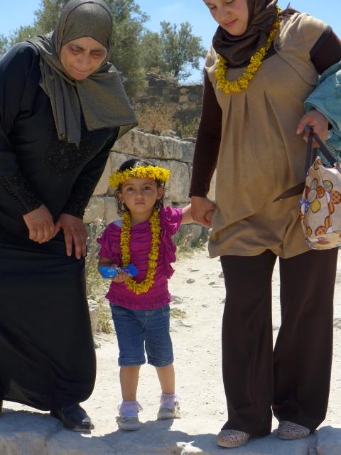 Jordanian at Ajlun