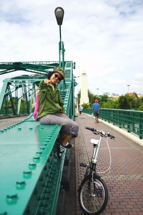 บนสะพานพุทธ สั่นเชียว