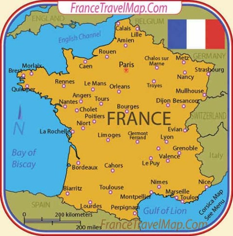 map-of-france-attractions