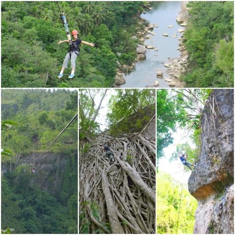 Bohol Danao Adventure Activities